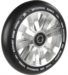 Wheel Revolution Supply Twin Core 110mm silver