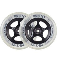 Wheels Proto Plasma 110mm Black Matter 2pcs