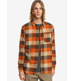 Quiksilver Motherfly Shirt 248 cpe1 LS cinnamon motherfly 2021/22 vell.XL
