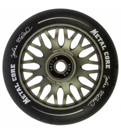 Metal Core PRO model Johan Walzel 110 mm Titanium wheel