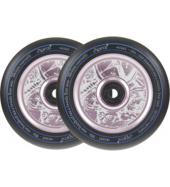 North Vacant V2 Pro Scooter Wheels 2 Pack (110mm | Rose Gold)