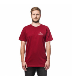 T-shirt Horsefeathers Peaks rio red 2019/20 vell.XL
