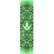 Blunt Mandela green griptape