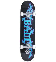 "Skateboard Heart Supply Bam 7.75 ""Growth Blue"