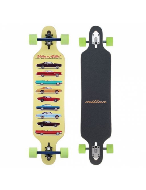 """Longboard Miller Collection 41 """"2017 vell.41"""
