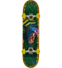 "Speed Demons Skateboard Animal 7.25 ""Baboon"