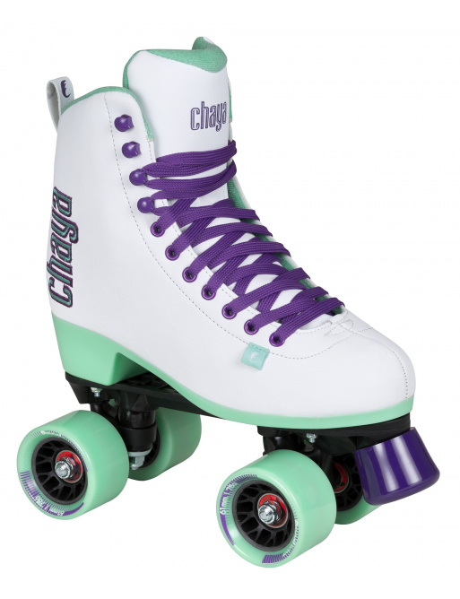 Chaya Quad Melrose White in-line skates