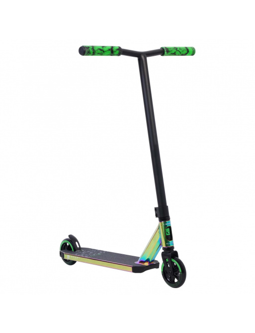 Freestyle scooter Invert Supreme 2-8-13 Neo Green / Black