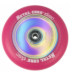 Metal Core Disc 110 mm circle pink