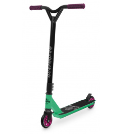 Street Surfing Destroyer Thunder freestyle scooter green