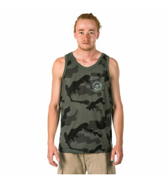 Horsefeathers Five olive camo 2018 vell.XL
