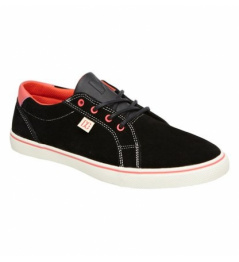 Dc Shoes Council W black / athletic red 2014 ladies vell.UK4