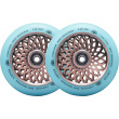 Root Lotus wheels 110x24mm Copper / Isotope 2pcs