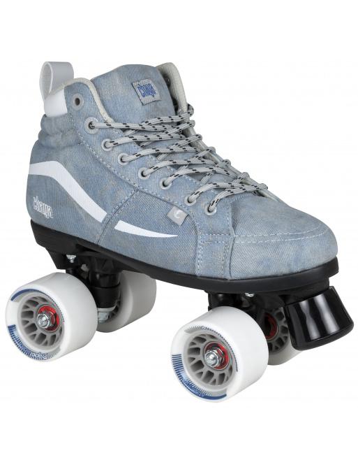 Chaya Quad Glide Denim in-line skates