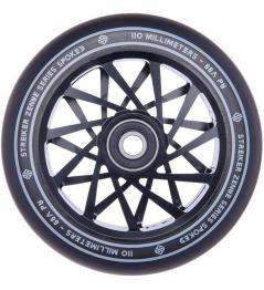 Striker Zenue Series black Scooter Wheel (110mm   Black)