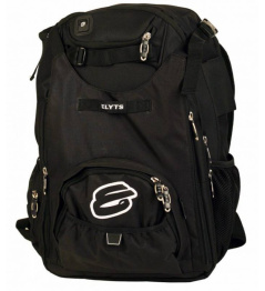 Elyts backpack black white
