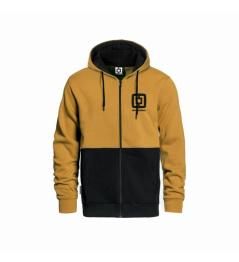 Sweatshirt Horsefeathers Jordan spruce yellow 2021/22 children's vell.XL