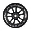 Wheel AO Quadrum 115mm black
