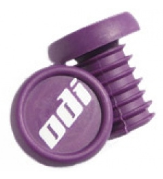 ODI end caps purple