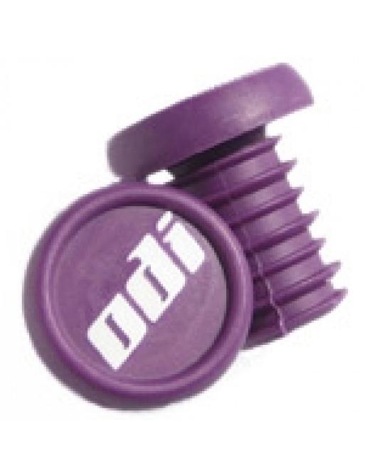 ODI end caps purple