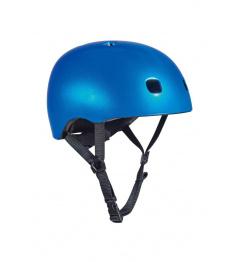 Micro Metalic Blue S Helmet (48-52cm)