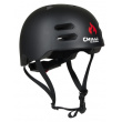 Chilli in-mold black helmet