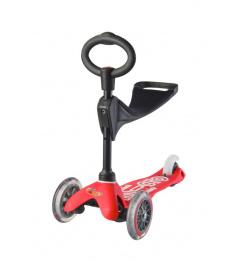 Mini Micro Deluxe 3in1 Red