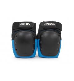 Knee pads REKD Ramp Black / Blue S