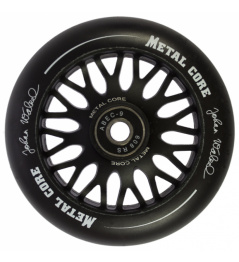 Metal Core PRO model Johan Walzel 110 mm black wheel