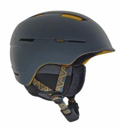 Helmet Anon Invert dark gray eu 2018/19 vell.M / 56-59cm