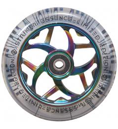 Kolečko Striker Essence V3 Clear 110mm Rainbow