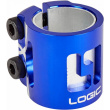 Logic socket blue