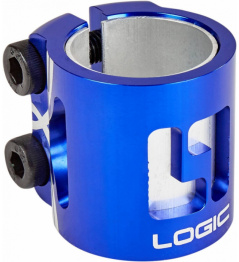 Logic socket blue