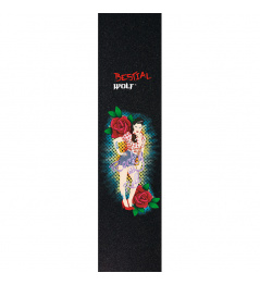Wolf Rosas Beestial Pinup griptape