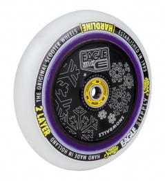 Wheel Eagle H / Line 2 / L Hlw tech Snowballs Black / White