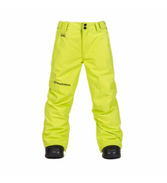 Pants Horsefeathers Spire lime 2019/20 kids vell.L