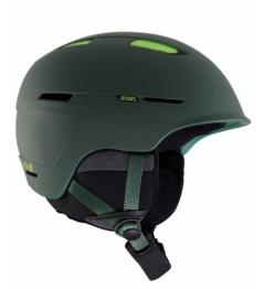Helmet Anon Invert Mips deer mtn green eu 2019/20 vell.M / 56-59cm