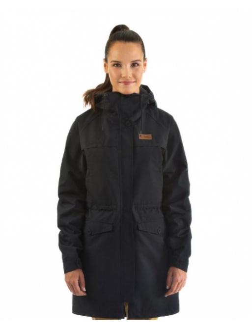Jacket Horsefeathers Elsie black 2021 women's vell.M