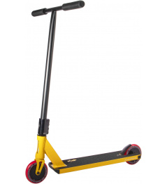 North Switchblade 2021 Freestyle Scooter (Yellow & Matte Black)