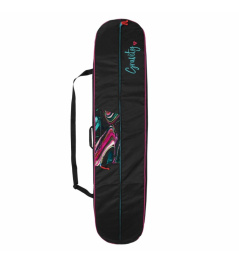Cover Gravity Rainbow black 2018/19 ladies vell.155cm