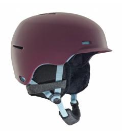 Helmet Anon Raven purple eu 2018/19 women's vell.M / 56-59cm