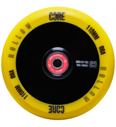 CORE Hollow V2 Scooter Wheel (110mm | Yellow)