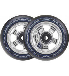 Wheels North HQ V2 110mm silver 2pcs