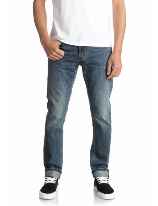 Jeans Quiksilver Distorsion Slim Fit 346 bygw medium blue 2018 vell.34 / 32