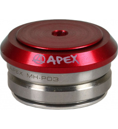 Apex Integrated headset red