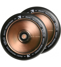 Wheels Root Industries Air 120mm Coppertone 2pcs