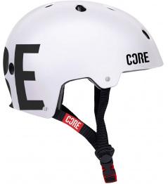 Helmet Core Street XS-S White