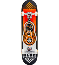 "Blueprint Skateboard Babushka V2 7.75 ""Orange"