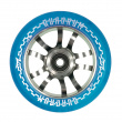 Wheel AO Quadrum 115mm blue