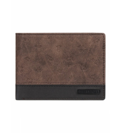 Quiksilver Wallet Mini Mo 818 csd0 chocolate brown 2019/20